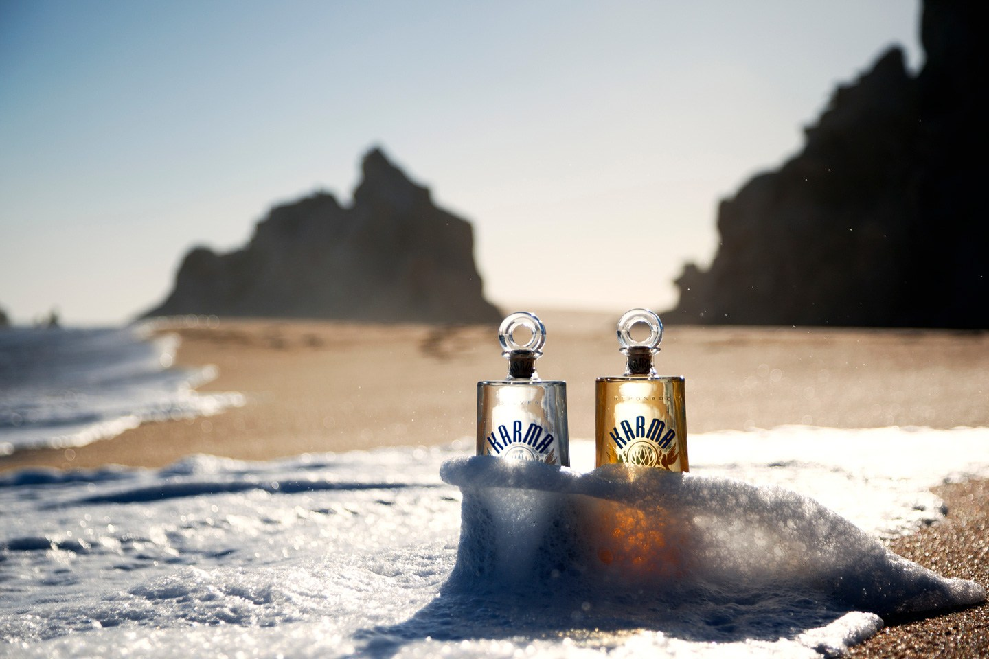 Karma Tequila Experience Pairing Beach Bumming