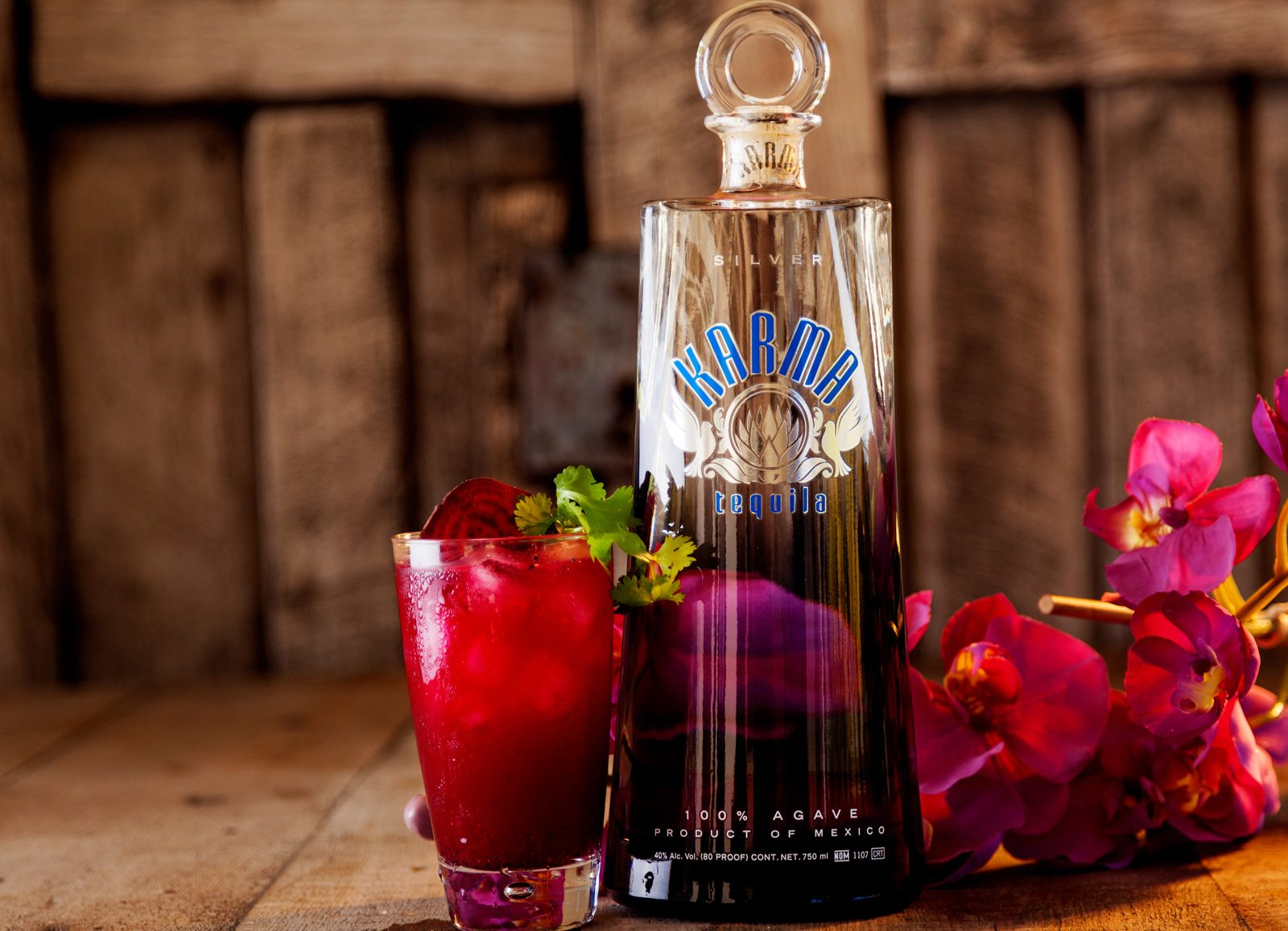 Karma Tequila Experience Pairing Romantic Night In
